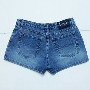 L.E.I. Jeans Shorts - Junior's L.E.I. Jeans Denim Shorts Size 9